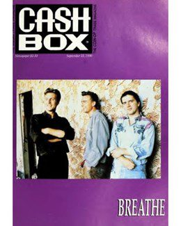 1990-09-22 - Dave Stewart - Cashbox from The USA ID: 1984