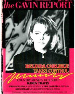 1986-07-18 - Eurythmics - The Gavin Report from The USA ID: 1992