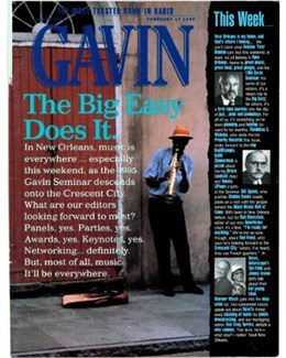 1995-02-17 - Annie Lennox - The Gavin Report from The USA ID: 1998