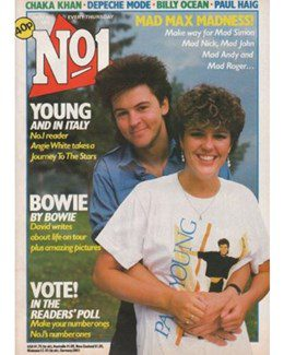 1984-11-10 - Eurythmics - No. 1 from The UK ID: 2189