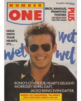 1988-03-19 - Eurythmics - No. 1 from The UK ID: 2236