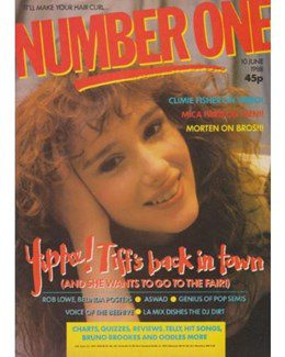 1988-06-11 - Eurythmics - No. 1 from The UK ID: 2239