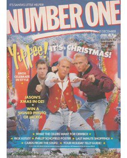 1988-12-21 - Eurythmics - No. 1 from The UK ID: 2246