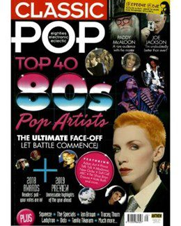 2019-02-01 – Eurythmics – Classic Pop from The UK ID: 2271