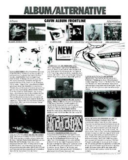 1987-12-04 - Eurythmics - The Gavin Report from The USA ID: 2296