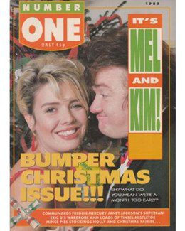 1987-11-21 - Eurythmics - No. 1 from The UK ID: 2298