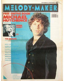 1989-09-23 - Eurythmics - Melody Maker from The UK ID: 2459