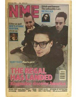 1992-10-24 - Annie Lennox - NME from The UK ID: 2494