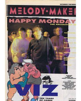 1989-12-02 - Eurythmics - Melody Maker from The UK ID: 2522
