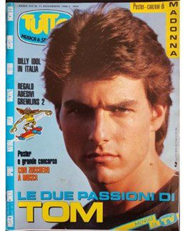 1990-11-11 – Dave Stewart – Tutto from  Italy ID: 2528