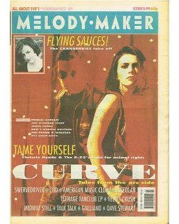 1991-10-26 - Dave Stewart - Melody Maker from The UK ID: 2565