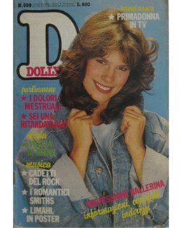 1985-04-15 - Eurythmics - Dolly from  Italy ID: 2596