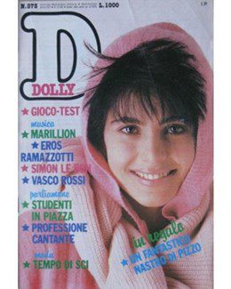 1985-12-09 - Eurythmics - Dolly from  Italy ID: 2598