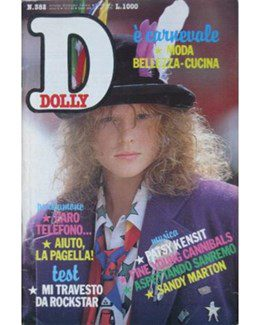 1986-02-10 - Eurythmics - Dolly from  Italy ID: 2600