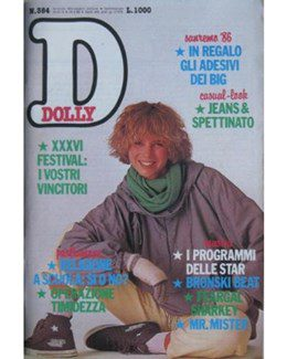 1986-02-24 - Eurythmics - Dolly from  Italy ID: 2601