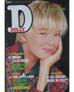 1986-05-26 - Eurythmics - Dolly from  Italy ID: 2603