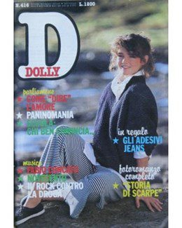 1986-10-06 - Eurythmics - Dolly from  Italy ID: 2604