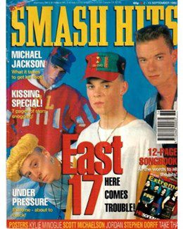 1992-09-02 - Annie Lennox - Smash Hits from The UK ID: 2686