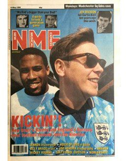 1990-05-19 - Dave Stewart - NME from The UK ID: 2788