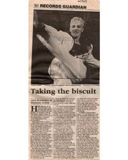 1989-09-21 - Eurythmics - The Guardian from The UK ID: 2790