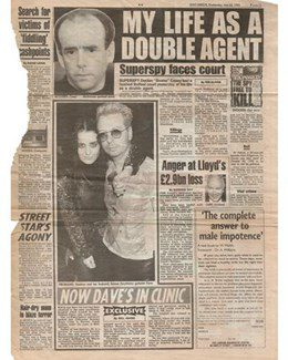 1993-06-23 - Dave Stewart - Daily Mirror from The UK ID: 2844