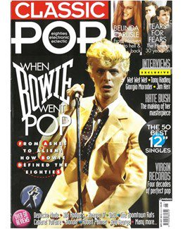 2013-09-01 - Eurythmics - Classic Pop from The UK ID: 3004