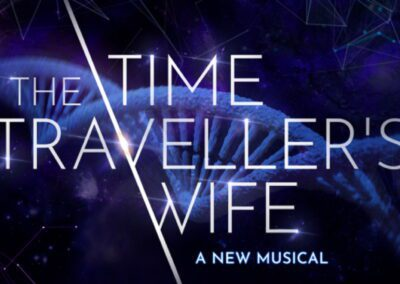 Dave Stewart and Joss Stone are composing the songs and music for the theatrical production of The Time Traveller's Wife