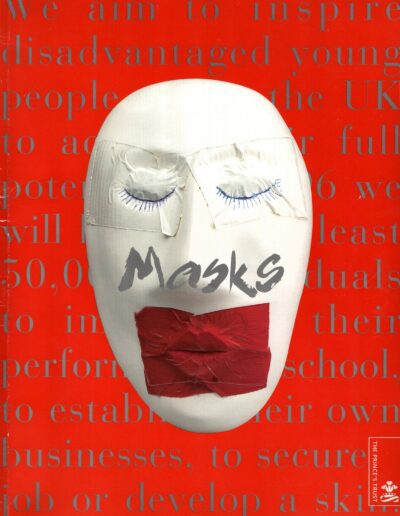 1996-11-28 – Eurythmics – Princes Trust Masks Auction from The UK ID: 2670
