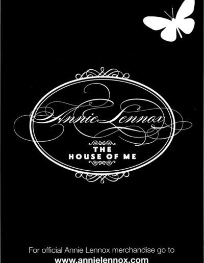 2011-09-01 – Annie Lennox – The House Of Annie Lennox from The UK ID: 3261