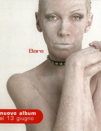 2012-05-01 – Annie Lennox – Bare from  Italy ID: 3260