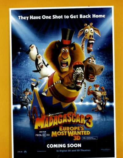 2012-10-01 – Dave Stewart – Madagascar 3 from The UK ID: 3275