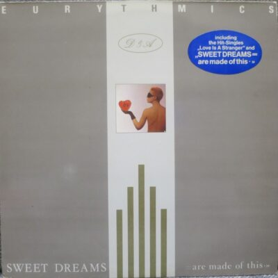 6697 – Eurythmics – Sweet Dreams (Are Made Of This) – Germany – LP – 46 746-4