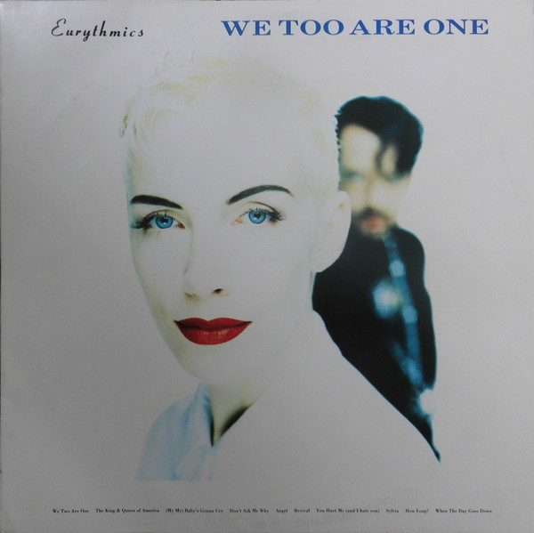 6701 - Eurythmics - We Too Are One - The UK - LP - PL-74251