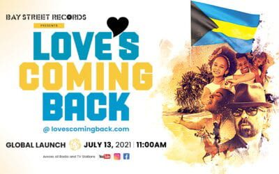 """Dave Stewart & Dayonna collaborate on """"Love's Coming Back"""" as a gift to The Bahamas and the world"""