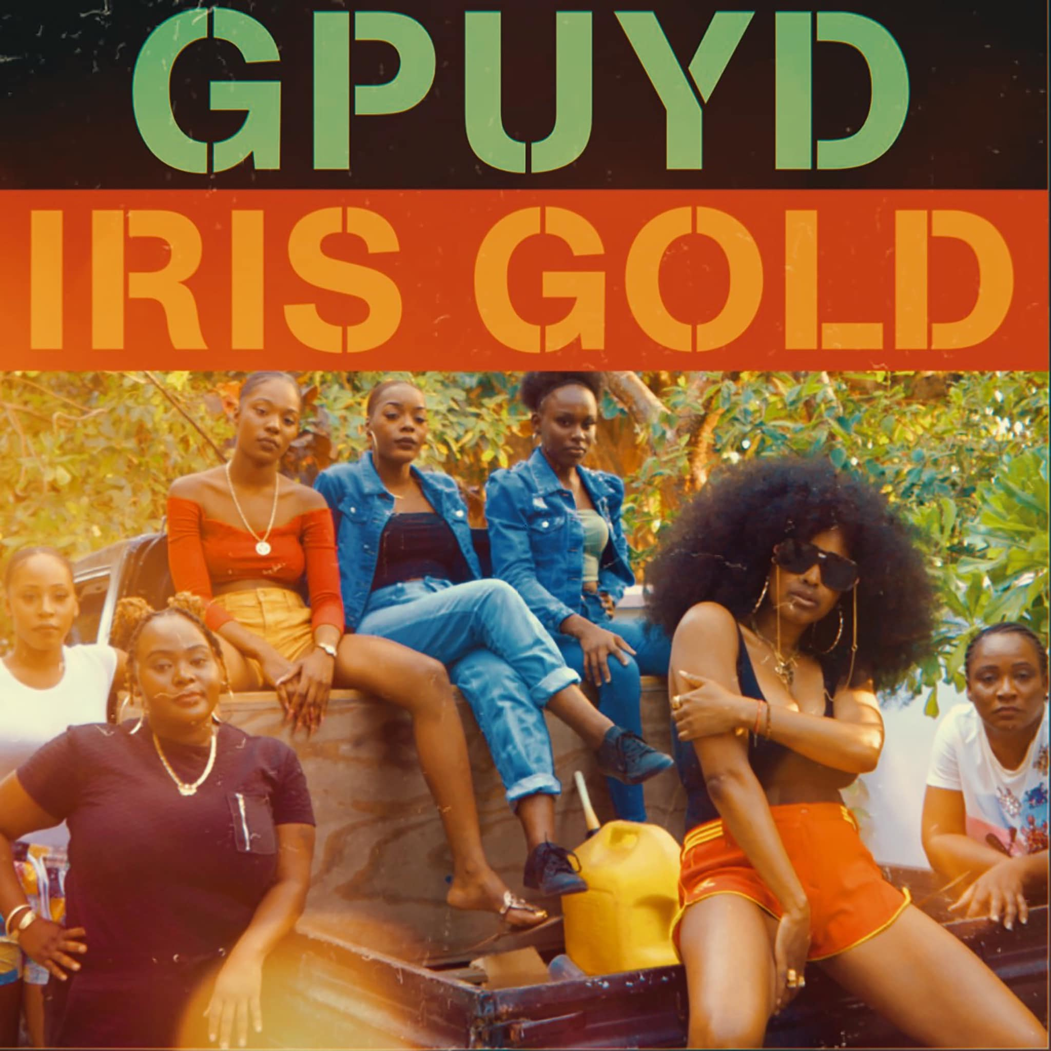 6723 - Dave Stewart And Iris Gold - Girl Pick Up Your Drum - Worldwide - Download - None