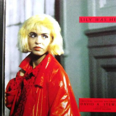 6729 – Dave Stewart – Lily Was Here – Mexico – CD – CDMS-743211590228