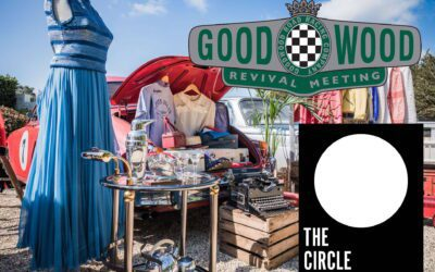 The Circle will be selling pieces from Annie Lennox's wardrobe at the Goodwood Revival's car boot sale to raise much need funds