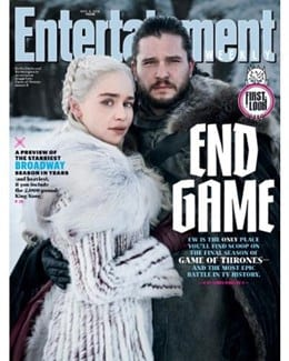 2018-11-09 - Annie Lennox - Entertainment Weekly from The USA ID: 0620