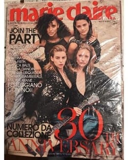 2017-12-01 - Annie Lennox - Marie Claire from Italy ID: 1774