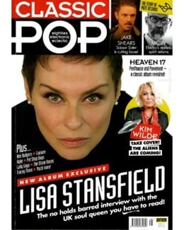 2018-03-01 - Annie Lennox - Classic Pop from The UK ID: 1781