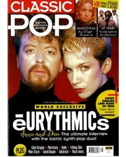 2018-04-01 - Eurythmics - Classic Pop from The UK ID: 1786