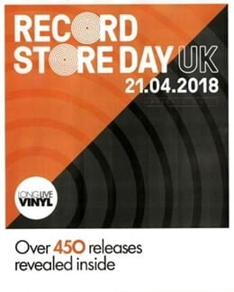 2018-04-21 - Eurythmics - Long Live Vinyl from The UK ID: 1788