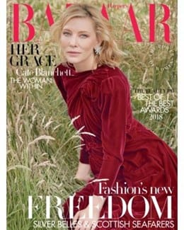 2018-10-01 - Annie Lennox - Harpers Bazaar from The UK ID: 1811
