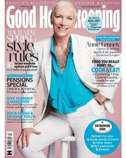 2019-03-01 – Annie Lennox – Good Housekeeping from The UK ID: 2260