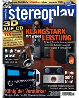 2019-01-01 – Eurythmics – Stereoplay from Germany ID: 2277