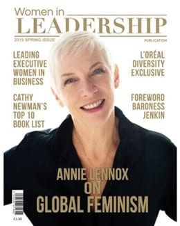 2019-05-01 - Annie Lennox - Women In Leadership from The UK ID: 2334